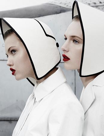 Make-up by Mathias van Hooff